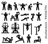 Heavy lifting icons - 6 Free Heavy lifting icons | Download