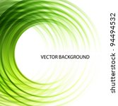 gree abstract vector background | Shutterstock .eps vector #94494532