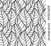 vector illustration. seamless... | Shutterstock .eps vector #94501609
