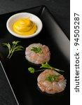shrimp | Shutterstock . vector #94505287