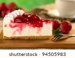 Fresh Strawberry Cheesecake ...