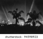 hollywood  california  circa... | Shutterstock . vector #94598923