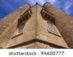 Detail Of Old Broadway Tower I...