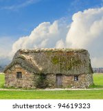 Ancient Croft On The Site Of...