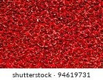 Red Artificial Rose Background...