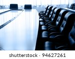 conference table and chairs in... | Shutterstock . vector #94627261