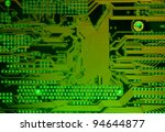 electronic circuit board... | Shutterstock . vector #94644877