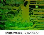 electronic circuit board... | Shutterstock . vector #94644877