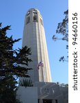 coit tower in san francisco | Shutterstock . vector #94660156