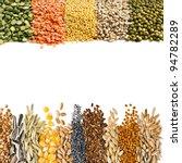 cereal grains   seeds beans  ... | Shutterstock . vector #94782289