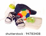 Baby Boy S Sport Shoes  Ball...