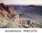 Dawn In Sinai Mountains   View...