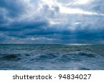 the sea | Shutterstock . vector #94834027
