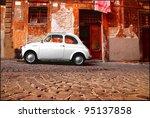 Rome   September 13  A Fiat 50...
