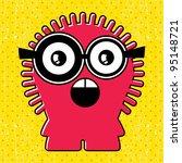 monster | Shutterstock .eps vector #95148721