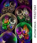 Colors Within Bubbles Within...