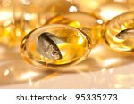 Sprat In Fish Oil Capsules