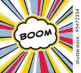 Boom  Pop Art Inspired...