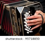 Playing The Bandoneon ...