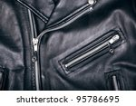 leather jacket | Shutterstock . vector #95786695
