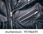 leather jacket   Shutterstock . vector #95786695