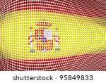 european country flags | Shutterstock . vector #95849833