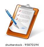 vector illustration of... | Shutterstock .eps vector #95870194