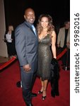 Emmitt Smith   Wife At The 2006 ...