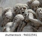Orvieto   Duomo Facade. The...