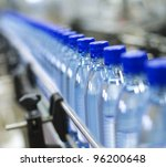 close up from a bottle industry | Shutterstock . vector #96200648