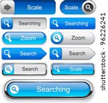 search blue design elements for ...   Shutterstock .eps vector #96226241
