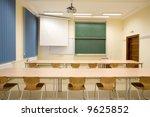 empty classroom | Shutterstock . vector #9625852