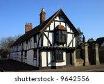 Medieval Tudor Age Long House...