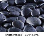 Shining Smooth Beach Stones...