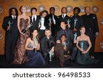 cast of tv series lost at the... | Shutterstock . vector #96498533