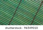 rough textured green bamboo... | Shutterstock . vector #96549010