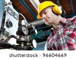 young engineer | Shutterstock . vector #96604669