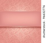 Lace Background  Pink...