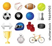 a vector illustration of... | Shutterstock .eps vector #96644905