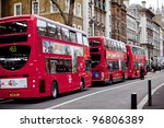 london  england feb 17  iconic... | Shutterstock . vector #96806389