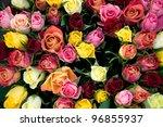 Stock photo roses 96855937