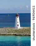 View Of Lighthouse In Nassau ...
