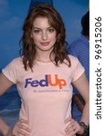 anne hathaway at the 2004 teen... | Shutterstock . vector #96915206