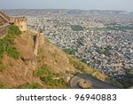 The Jaigarh Fort Near Jaipur I...