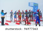 sochi  russia   february 10 ...   Shutterstock . vector #96977363