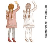 An Isolated Illustration Of A...