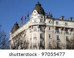 Ritz Hotel  Madrid City  Spain