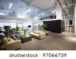 modern office interiors  | Shutterstock . vector #97066739