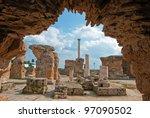 The Ruins Of Carthage  Tunisia
