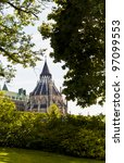 the library of parliament in... | Shutterstock . vector #97099553